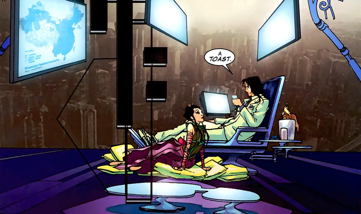 Astonishing Iron Man 3 Rise Of The Mandarin Pacific Ties Short Hairstyles Gunalazisus