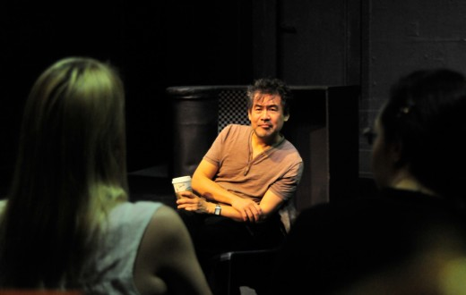 """American playwright, David Henry Hwang, will be premiering the full-length version of his 2014 opera """"An American Soldier"""" in 2018.  Photo by Rollins College via Flickr Creative Commons."""