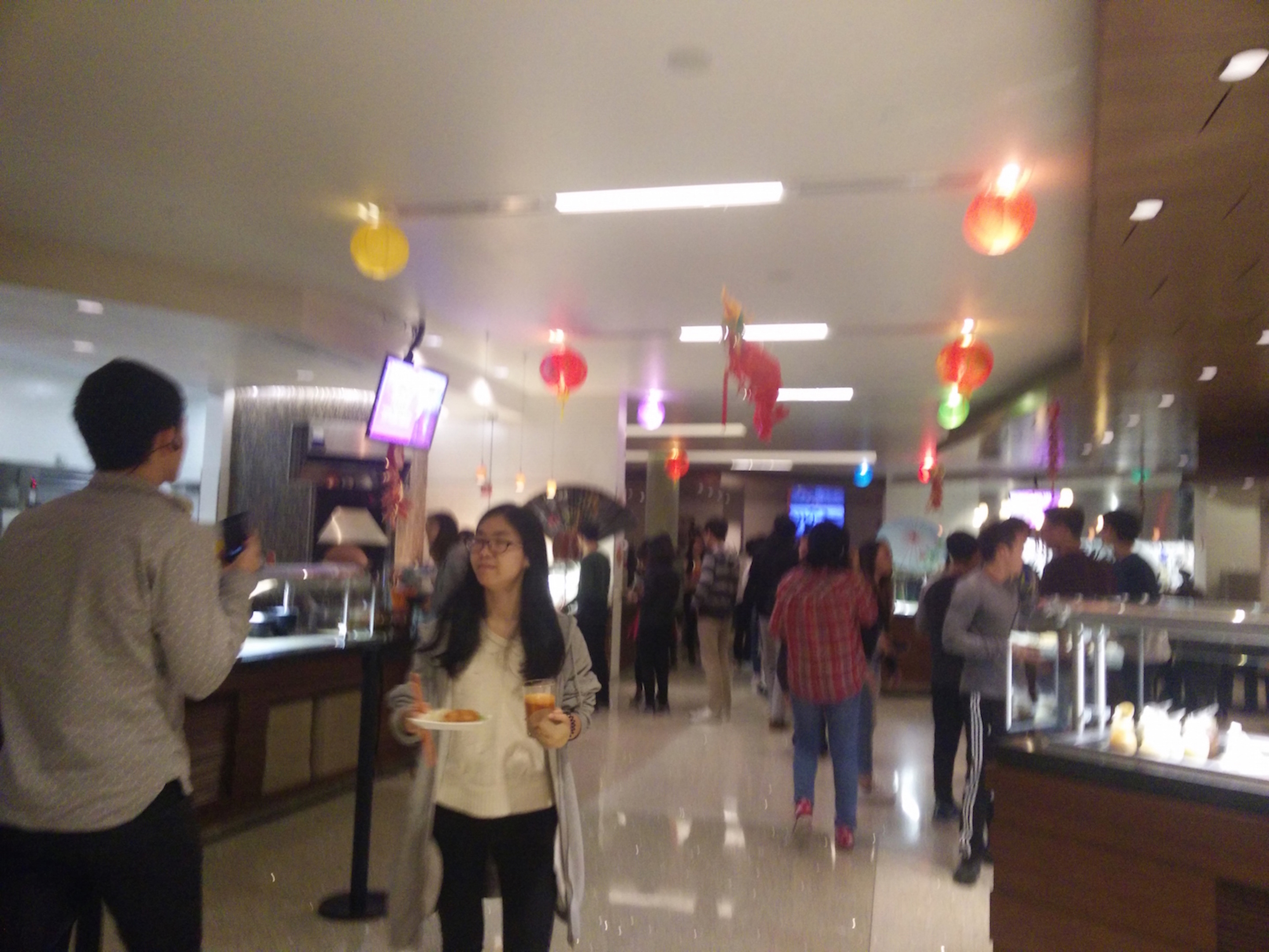 Feast s lunar new year dinner showcases traditions - Lunar new year decorations ...