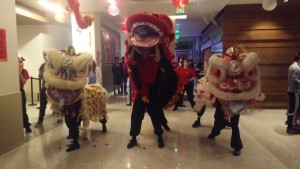 Lion Dance Performance by ACA Lion Dance Group