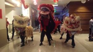 Lion Dance Performance by ACA Lion Dance Group