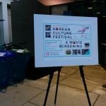 Hanoolim KCAG presented their movie screening at Northwest Auditorium on the Hill.